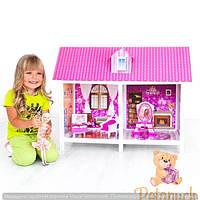 Домик с мебелью для кукол Барби 66882