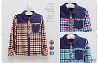 Рубашка для мальчика РБ82 Bembi 92 цвет красный