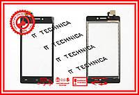 Тачскрин Prestigio Wize D3 3505 Duo Черный