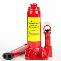 Домкрат гидравлический бутылочный DELTA ДГБ-2,0-345