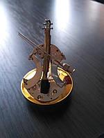 Статуэтка подарок,модель  Скрипка