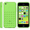 Оригинальный силиконовый чехол Apple Case iPhone 5C (Green)