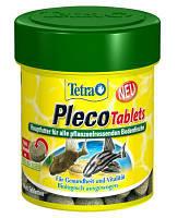 Корм для травоядных донных рыб Тetra PLECO Tablets 66 мл (120 тб) таблетки