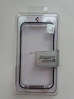 Бампер SGP для Iphone 4/4S (Black)