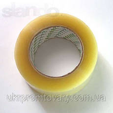 Скотч  упаковочный прозрачный 70 м Buromax  48 мм, 40 мкм Опт/розница, фото 2
