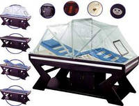 Массажный стол - Сауна 871