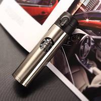 Купить термокружку STARBUCKS Dispenser Silver 350 ml, фото 1