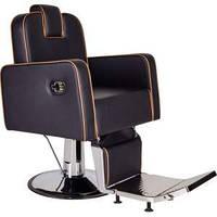 Кресло парикмахерское барбершоп HOLLAND (гладкое) Ayala