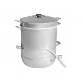Соковарка алюминиевая Калитва 6 литров
