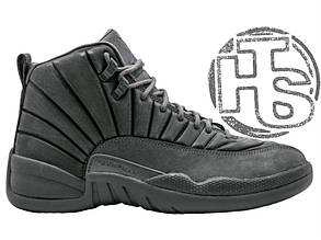 Мужские кроссовки Air Jordan 12 XII PSNY Dark Gray 130690-003