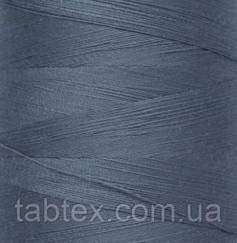 """Швейні нитки №40/2 """"TF"""" №334 4000 ярд (сірий)"""