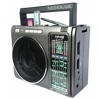 Радиоприемник NNS NS-126U-REC, FM, MP3, SD, USB