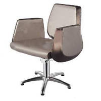 Кресло парикмахерское VM 826 на гидравлике хром