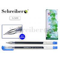 Гелевая ручка с наконечником DIAMOND, 0,38 мм., СИНИЙ ЦВЕТ NEW