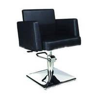 Кресло парикмахерское VM 814 на гидравлике хром