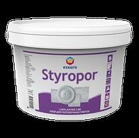 Eskaro Styropor Клей для изделий из полистирола 3 кг
