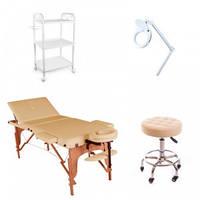 Рабочее место косметолога Стандарт - комплект мебели