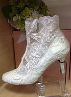 Ботильйоны кружевные свадебные