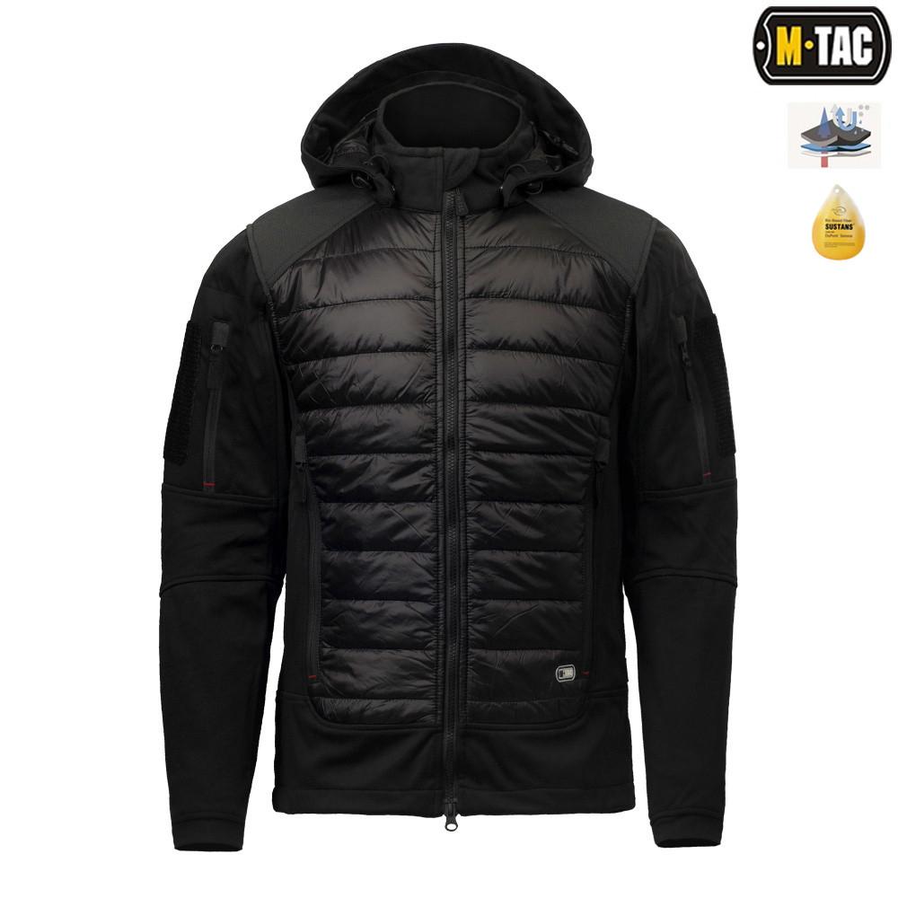 M-Tac куртка Wiking Lightweight Black