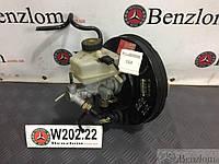 Усилитель тормозов вакуумный для Mercedes Benz W202 1993-2000