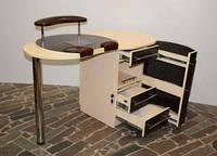 Маникюрный стол Бастион