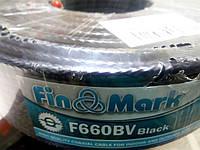 Кабель FinMark F660BV черный 100м