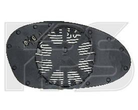 Вкладыш бокового зеркала BMW 3 E90 05-08 левый (FPS) FP 1408 M13