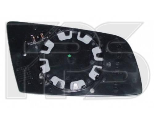 Вкладыш бокового зеркала BMW 5 E60 03-10 левый (FPS) FP 1404 M51 , фото 2