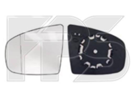 Вкладыш бокового зеркала BMW X5 E70 07-10 левый (FPS) FP 1412 M13 , фото 2