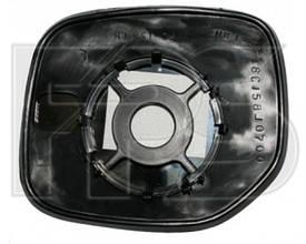 Вкладыш бокового зеркала Citroen Berlingo 97-02 левый