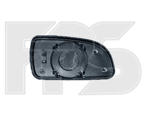 Вкладыш бокового зеркала Hyundai Sonata 05-07 правый (VIEW MAX) FP 321
