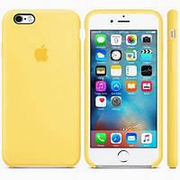 Оригинальный силиконовый чехол для Apple iPhone 5/5s/5se (HI-COPY)
