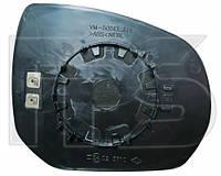 Вкладыш бокового зеркала Peugeot 3008 09- правый (FPS) FP 5414 M12