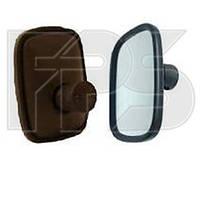 Вкладыш бокового зеркала левый / правый квадратный