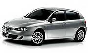 Авточехлы Alfa Romeo 147