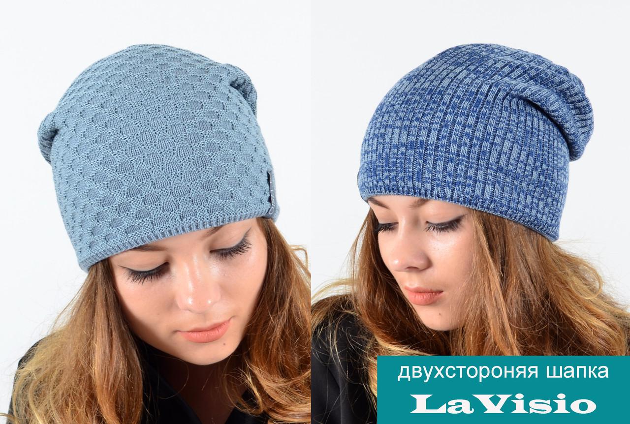 Двухстороняя шапка LaVisio (289).
