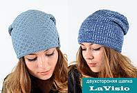 Двухстороняя шапка LaVisio (289)., фото 1