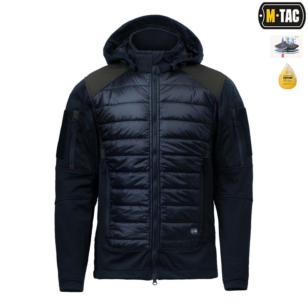 M-Tac куртка Wiking Lightweight Dark Navy Blue