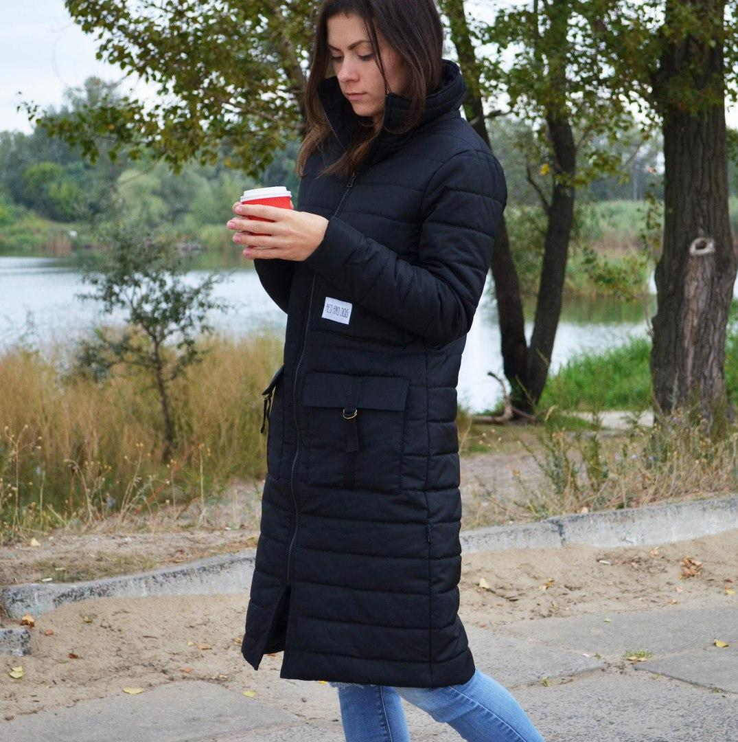 Осіння куртка жіноча Red and Dog Percy Black  продажа 95a40c07d4585