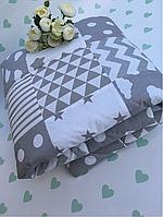 Демисезонное одеялко-конверт