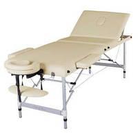 Массажный стол складной ArtOfChoise JOY Comfort (Бежевый)