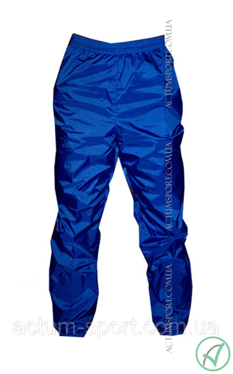 Ветрозащитные штаны Titar синие S, Синий