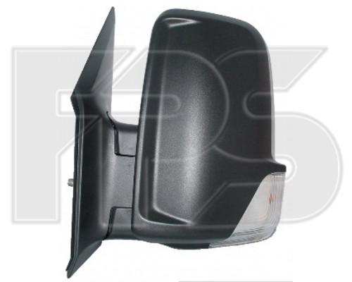 Зеркало боковое Mercedes Sprinter 06- правое (FPS) FP 3547 M02
