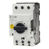 Автоматичний вимикач захисту двигуна Eaton PKZM0-1,6