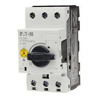 Автоматичний вимикач захисту двигуна Eaton PKZM0-4