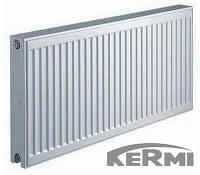 Стальной радиатор Kermi  FKO тип 11 боковое подключение 400*700