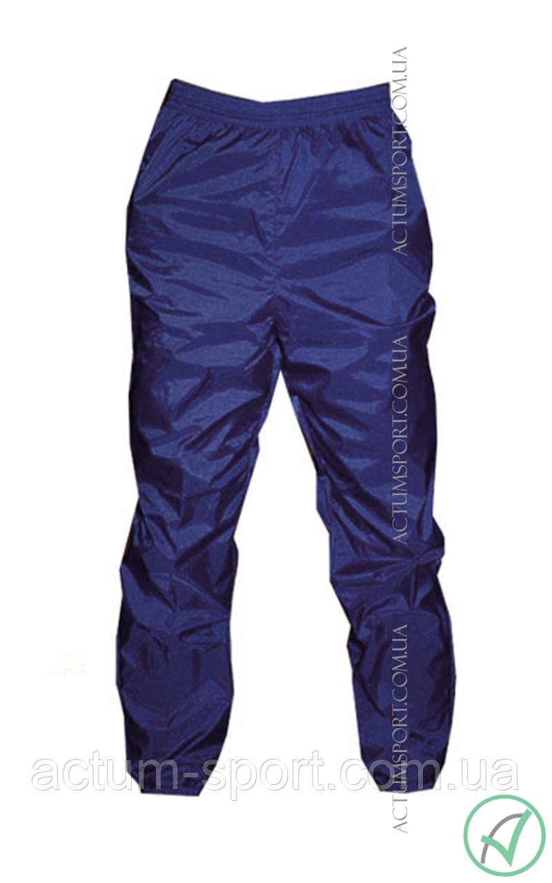 Ветрозащитные штаны Titar темно/синие Темно-синий, S