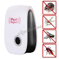 Отпугиватель насекомых и грызунов электронный ультразвуковой