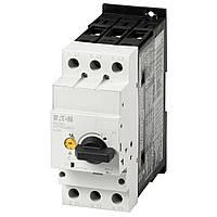 Автоматичний вимикач захисту двигуна Eaton PKZM4-63
