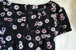 Цветочное короткое платье New Look, фото 2